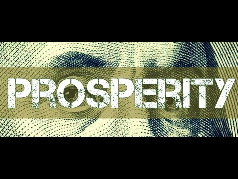 How To Open Your Mind To Prosperity! - Law Of Attraction ( Prosperity Classic!)