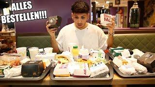 ALLES bestellen bei McDonalds !!! 😂| SKK