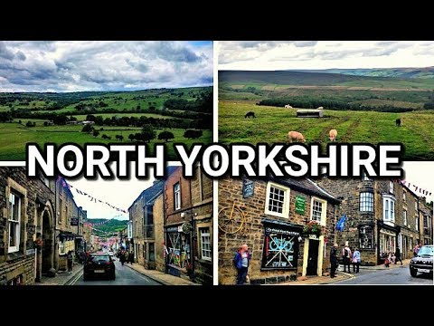 Day Out in North Yorkshire | Pateley Bridge & Yorkshire Dales | 29th July 2017