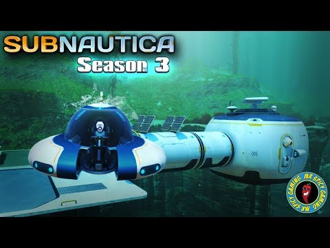 A SHINY NEW SEAMOTH  -  Subnautica Gameplay S3 Ep3