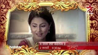 Yeh Rishta Kya Kehlata Hai: Naksh invites you all for Akshara's baby shower!