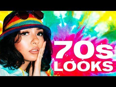 Styling ICONIC 70s Looks feat. Converse  ~ NAYVA Ep #15 ~ BEAUTY & FASHION EVERY WEEK - Видео онлайн