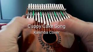 The Cuppy Cake Song - kalimba cover