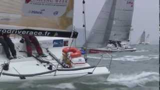 Normandy Sailing Week : fin de la Volvo Drive Race pour les M34