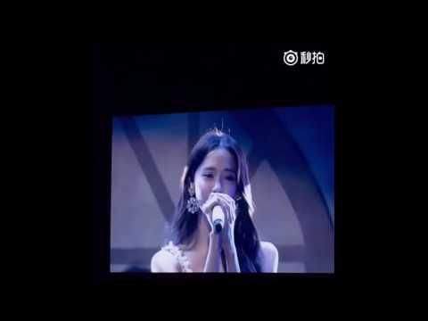 25062016 [Part1] Yoona (林允儿) Chinese Song Compilation (Beijing Fan Meeting)