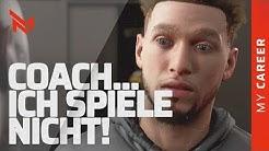 Die erste harte Entscheidung [#01] - Lets Play NBA 2K20 MyCareer Deutsch