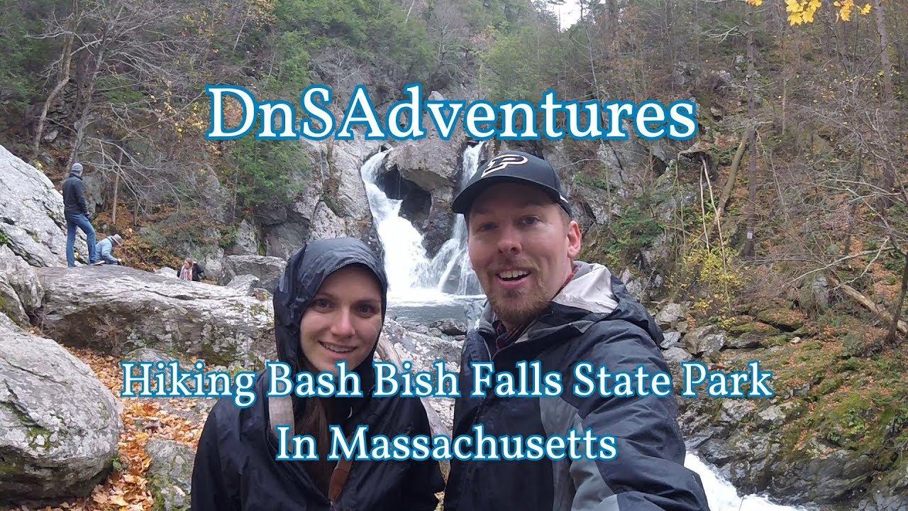 DnSAdventures - Hiking Bash Bish Falls State Park in Massachusetts