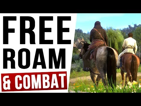 Kingdom Come: Deliverance Gameplay – FREE ROAM & COMBAT WALKTHROUGH (With Dev's)!