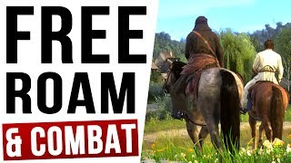 Kingdom Come: Deliverance Gameplay – FREE ROAM & COMBAT WALKTHROUGH (With Dev