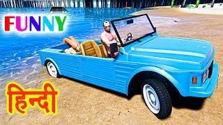 GTA 5 - Vespucci Beach Fun With Trevor