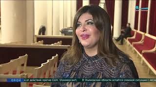 Смотреть видео Телеканал «Санкт-Петербург» об открытии IV Международного фестиваля искусств «Елена» онлайн