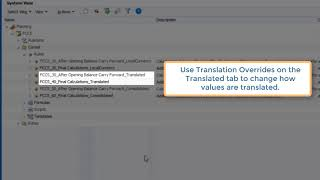 Configuring Calculations in Financial Consolidation and Close video thumbnail