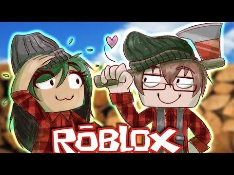 ØKSER OG TRÆER | Roblox - Lumber Tycoon 2