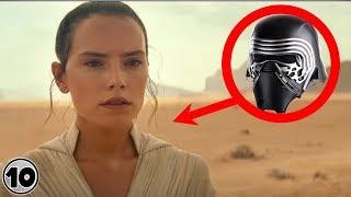 Star Wars Episode IX The Rise Of Skywalker Trailer Explained