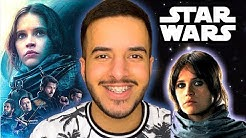 WATCHING STAR WARS FOR THE FIRST TIME: ROGUE ONE