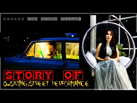 A Story on busking || Street Performance|| Official Teaser