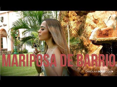 Mariposa de barrio - Jenni Rivera (Carolina Ross cover)