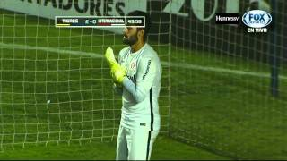 Tigres vs Internacional 3-1 Copa Libertadores VUELTA