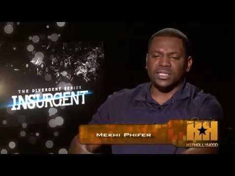 Mekhi Phifer Talks 'Insurgent' and a 'Soul Food' Sequel?