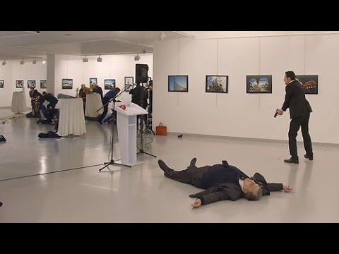 BREAKING: Russian Ambassador Assassinated In Turkey