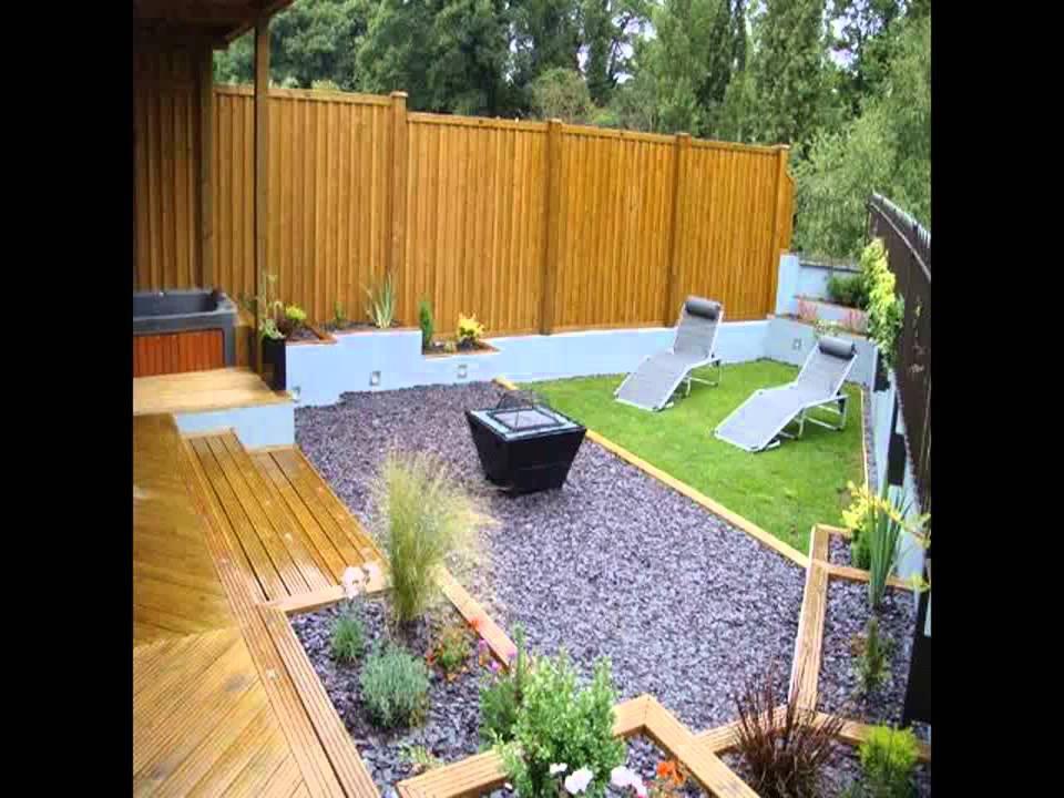 Small courtyard garden design ideas 2015 youtube for Small courtyard garden designs ideas