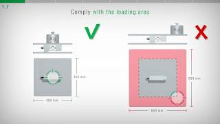 1 Load Cells Installation Capacity Support Plates Mounting Surfaces Single Point Load Cells Youtube