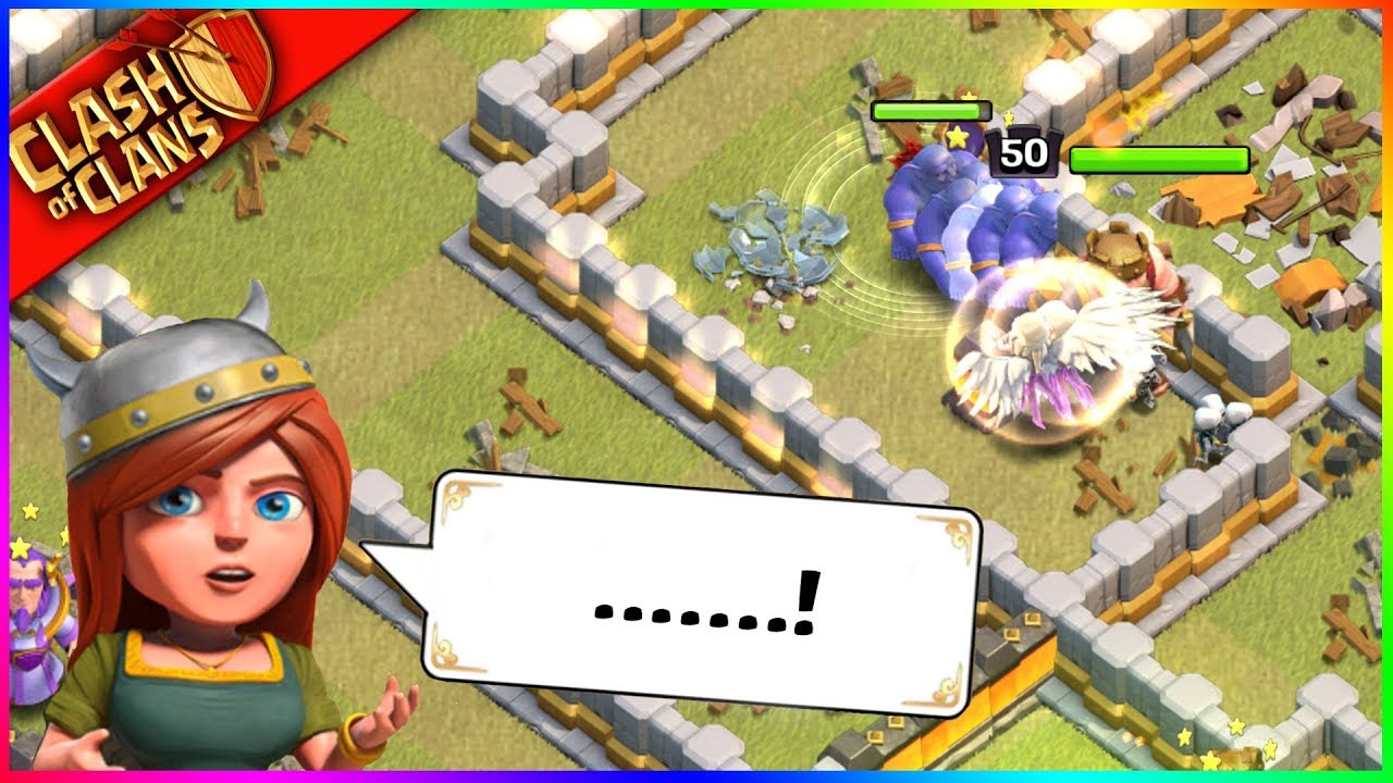 *** GIT MAXED... OR GIT 100%'D. *** IS THIS YOUR Clash of Clans FUTURE??