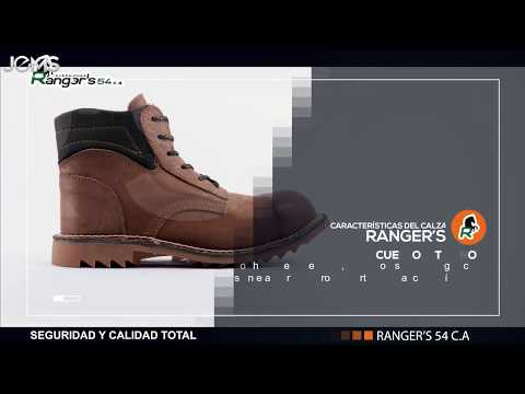 Inversiones Ranger † s 54 c.a | Características de Botas