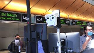 LAX Terminal Wellness Pilot - What the experts will be looking for in the technology test at LAX