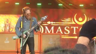 Mastodon - Steambreather (Live)