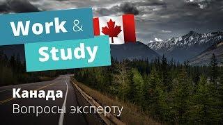 Work and Study в Канаде: отвечаем на вопросы с экспертом