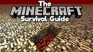 how to break bedrock the minecraft survival guide tutorial lets play part 102