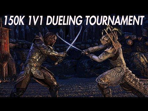 150K PC NA 1v1 Dueling Tournament - Elder Scrolls Online: HOTR