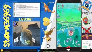 Pokemon GO - Spoofing South Korea Event - iTools Mobile ;