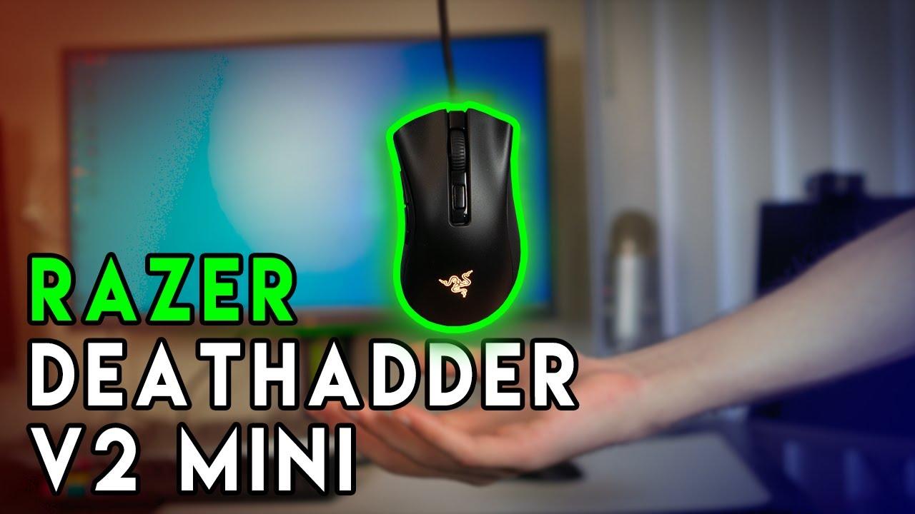 Razer Deathadder V2 Mini Review! Small Ergos!?
