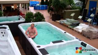 Swimspa Aquatic III - Swimming Experience - Passion Spas
