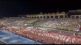 gujarat s garba folk and tribal dances performed at world culture festival