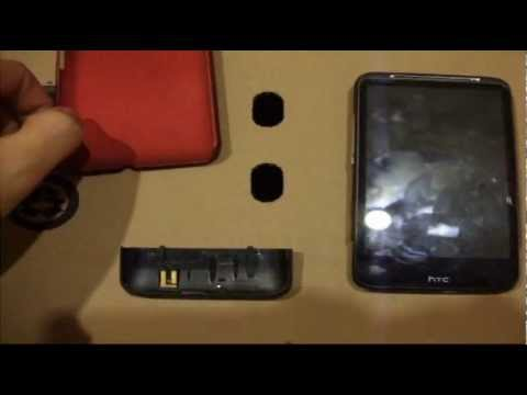 How to fix HTC Desire HD signal problem