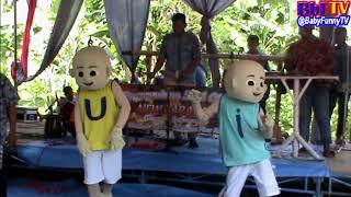 Terbaru Upin & Ipin KIDUNG WAHYU KOLOSEBO Oklik New Larasati Show Acara Pernikahan - BabyFunnyTV