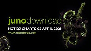 JUNODOWNLOAD HOT DJ CHARTS 05 APRIL 2021