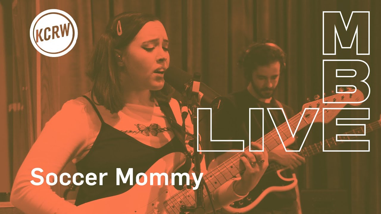 Soccer Mommy Performing Royal Screw Up Live On Kcrw Youtube