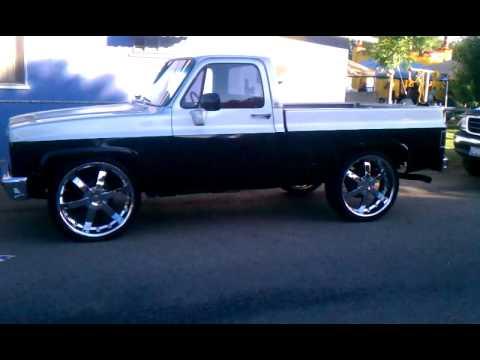 "26"" Chevy C10 n Escalade 26"" - YouTube"
