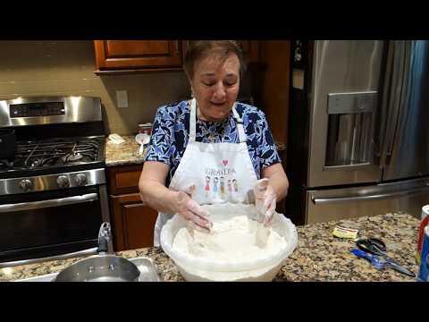 Italian Grandma Makes Zeppole