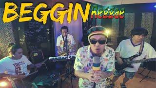 Maneskin - Beggin   Tropavibes Reggae Cover