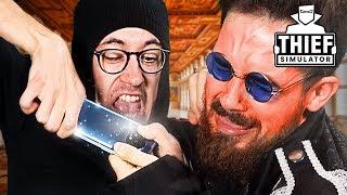 Einbruch beim größten Tech-YouTuber! | Einbrecher Simulator