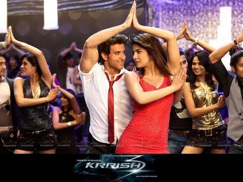 Dil Tu Hi Bata - Remix Songᴴᴰ - Krrish 3 (2013) Hrithik Roshan, Priyanka Chopra Travel Video