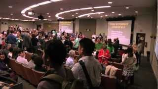 George Washington University Match Day 2013