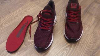 mueble palanca Fácil de leer  New Nike Air Zoom Pegasus 35 shoes review From Ioffer Dhgate aliexpress  unboxing+on feet - YouTube