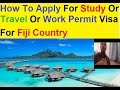 Apply For Fiji Visa Online