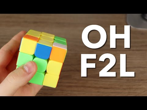 How To Do One Handed F2L